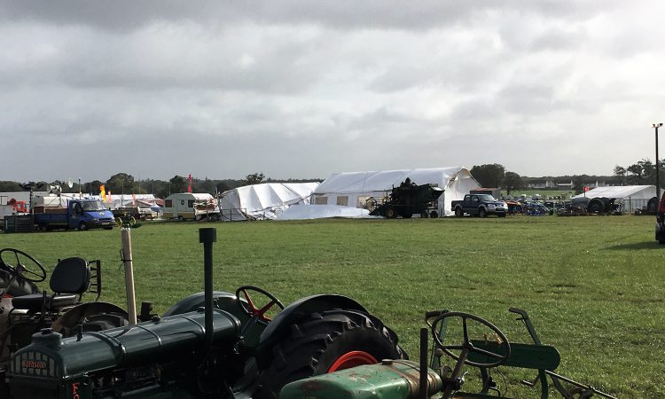 Friday 'Ploughing' considered as Storm Ali cancels day 2