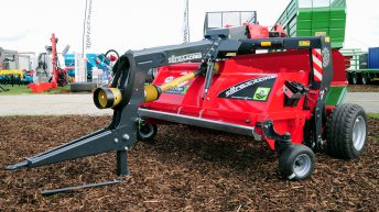 'Ploughing 2018': Irish machine has a new twist on grass…but turns heads too