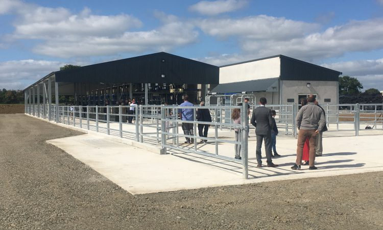 Pics: New dairy facility unveiled in Gurteen