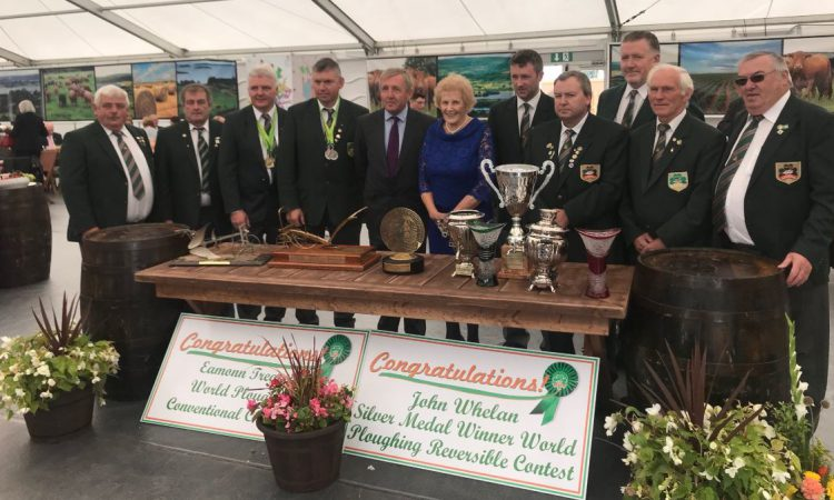 The NPA will always foster the art of good ploughing – McHugh