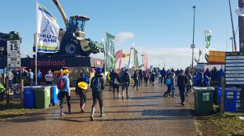 Corlow site confirmed for 'Ploughing 2019'
