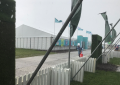 Ploughing day 2 start-time delayed as storm approaches
