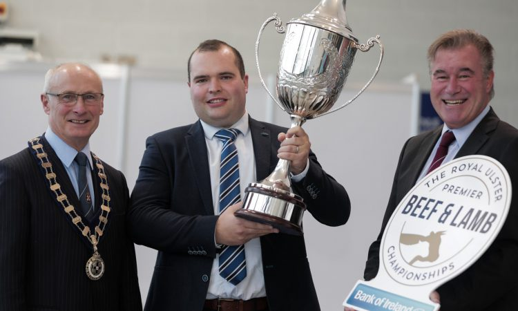 Countdown begins for first Royal Ulster Premier Beef & Lamb Championships