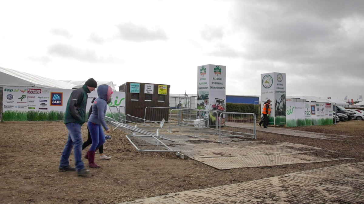 Storm Ali leaves National Ploughing firm with €500,000 loss in 2018