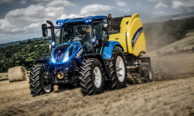 New Holland extends the acclaimed T6 tractor range