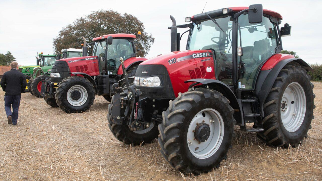 Auction report: Case IH, Fendt and John Deere tractors go under the hammer