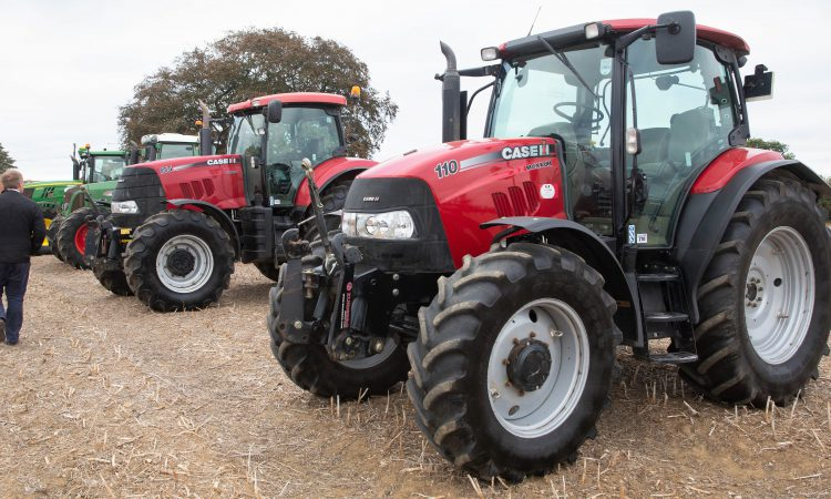 Auction report: Case IH, Fendt and John Deere tractors go under the hammer
