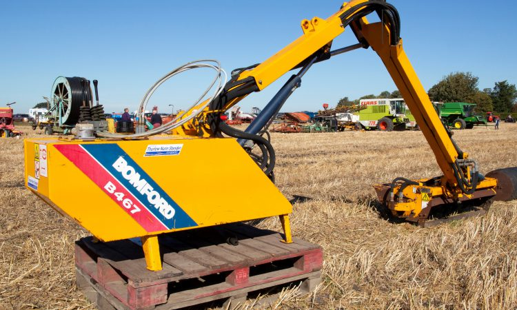 Auction report: 'Hedging' your bets at this machinery sale