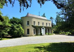 Wicklow's Belfield House comes with 41ac of 'superb' farmland