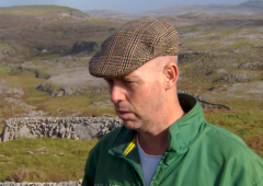 Farming on the Burren: 'I wouldn't be at anything else'