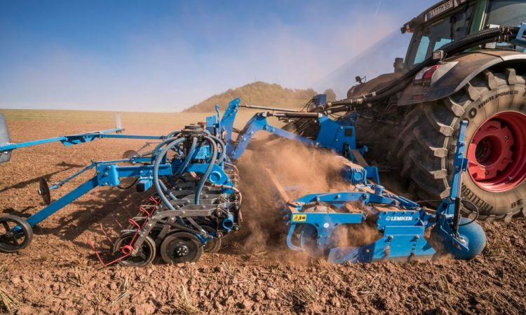 Lemken: New metal from a 'golden oldie'