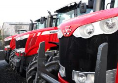 Average power of new tractors sold in France is now 140hp