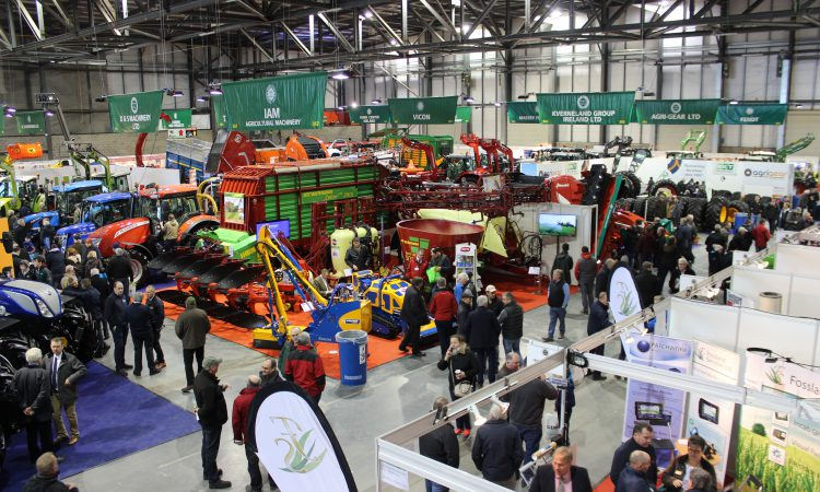 Bookings mount for 2019 Farm Machinery Show