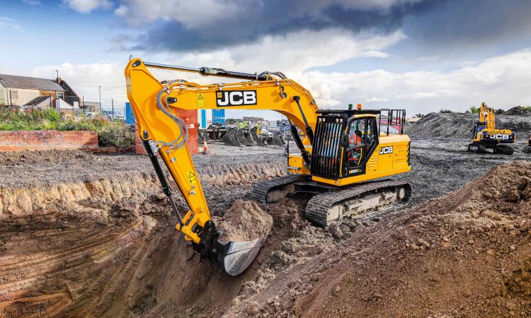 Record year for JCB as sales turnover jumps by 28%