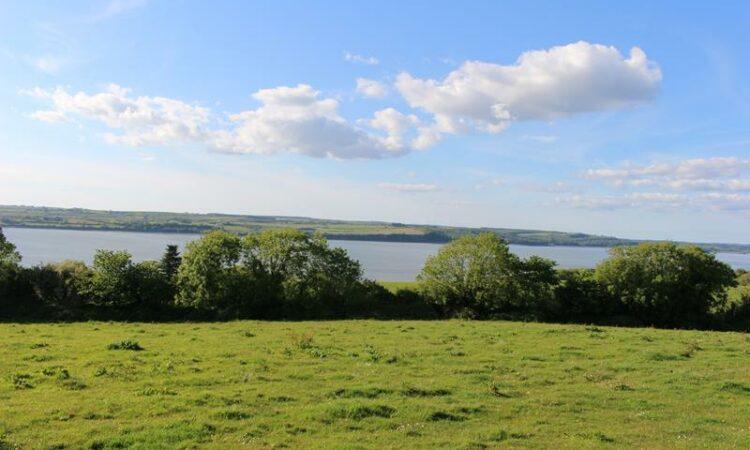 Foynes residential farm commands views to Clare coastline