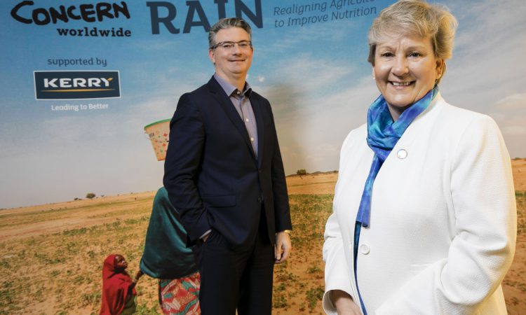 Kerry Group pledges €1 million to RAIN programme in West Africa