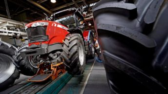 Major accolade for Massey Ferguson's French tractor factory