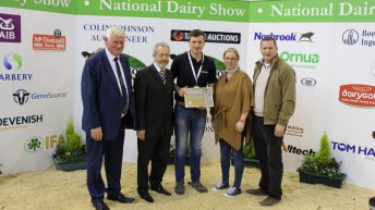 Farm Medicine Scanner wins first prize at dairy innovation awards