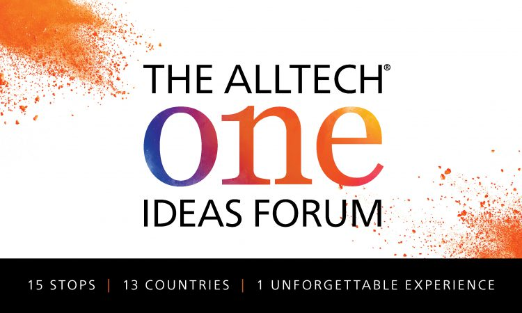Global agri trends and their impact at the farm gate to be focus of Alltech ONE Ideas Forum