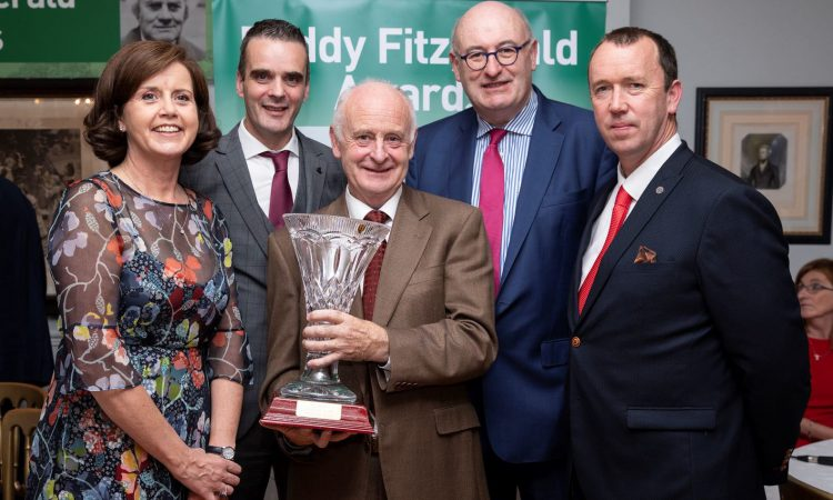 Paddy Fitzgerald Award goes to Co. Clare