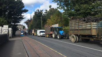 400 farmers and 900t of tyres arrive at Cootehill tyre collection