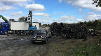 South-east waste tyre bring centre changes venue