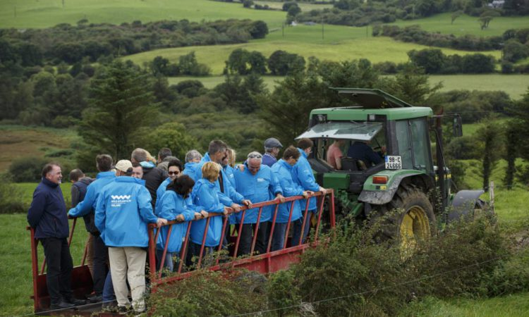Funding of up to €25,000 available for agri-food tourism projects
