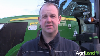 Video: Talking tankers in Co. Laois, as new 3,500-gallon machine 'barrels' in