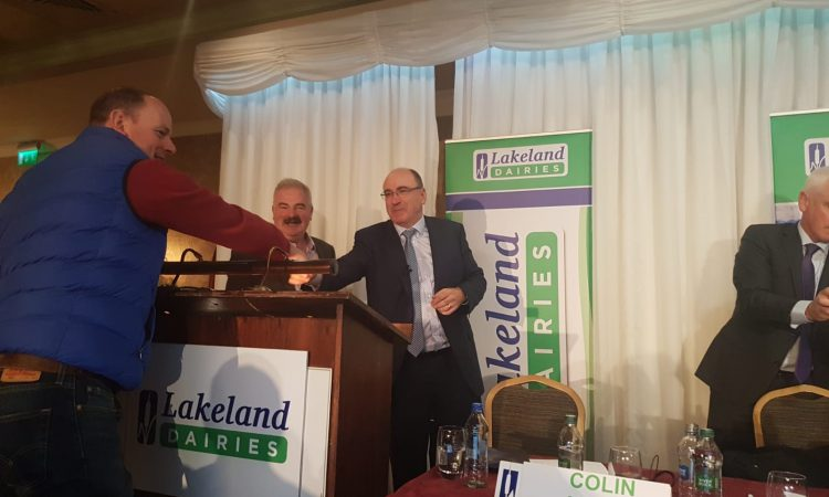 Lakeland merger vote cautiously welcomed