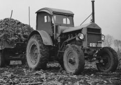 90 years and rolling since Europe's first pneumatic tractor tyre