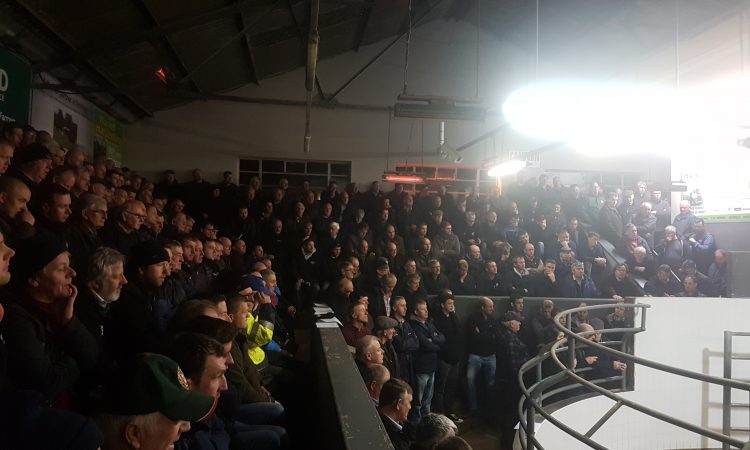 Up to 500 farmers attend 'Beef Plan' meeting in Roscommon