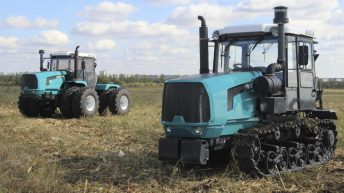 FPT engines, from CNH Industrial, destined for Ukranian-built tractors