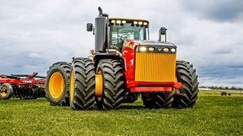 US tractor and combine sales 'positive' on a year-to-date basis