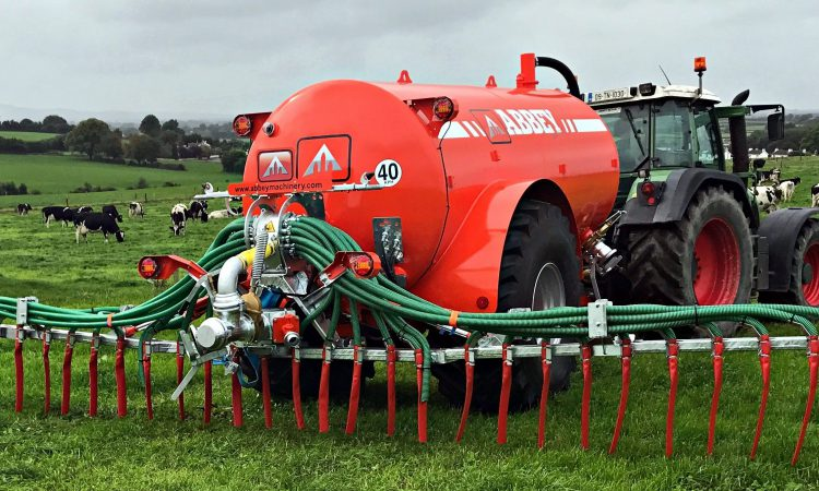 Abbey Machinery writes the 'book' on slurry management