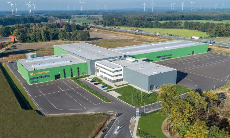 Amazone opens new €16 million factory in Germany