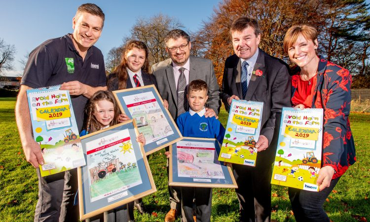 Avoid Harm on the Farm 2019 safety poster winners announced