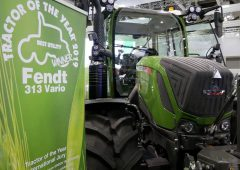 313 Vario named 'Best Utility' tractor…but what had judges to say about it?