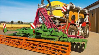 Amazone gets serious about getting slurry out