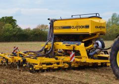 Claydon to launch 'light-weight' 6m drill