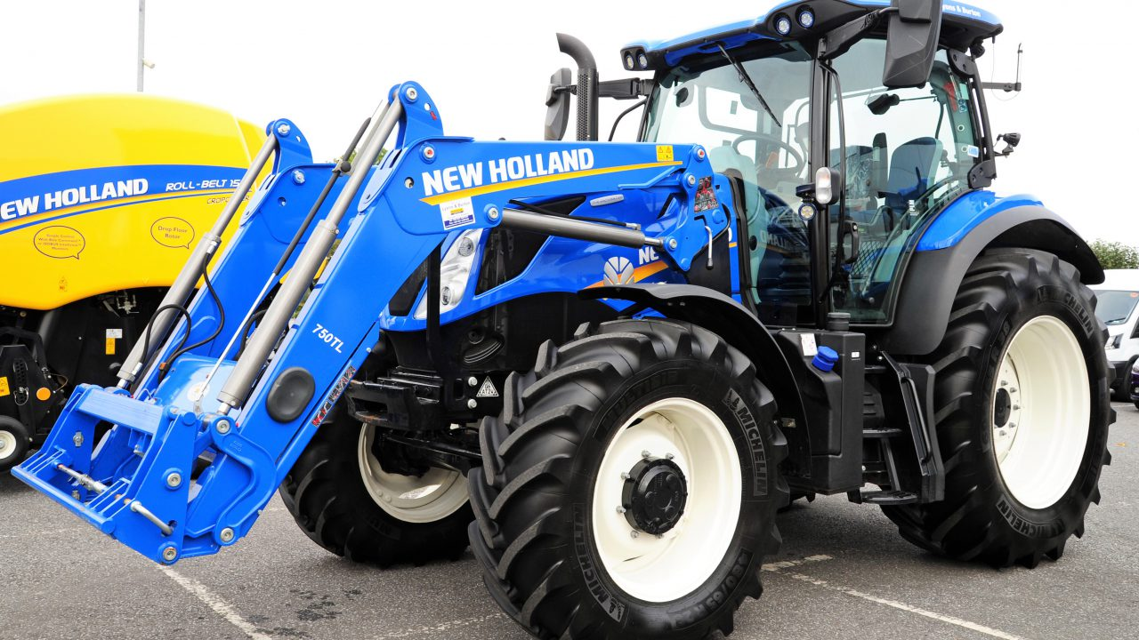 Lyons & Burton to set up New Holland outlet in Enniscorthy?