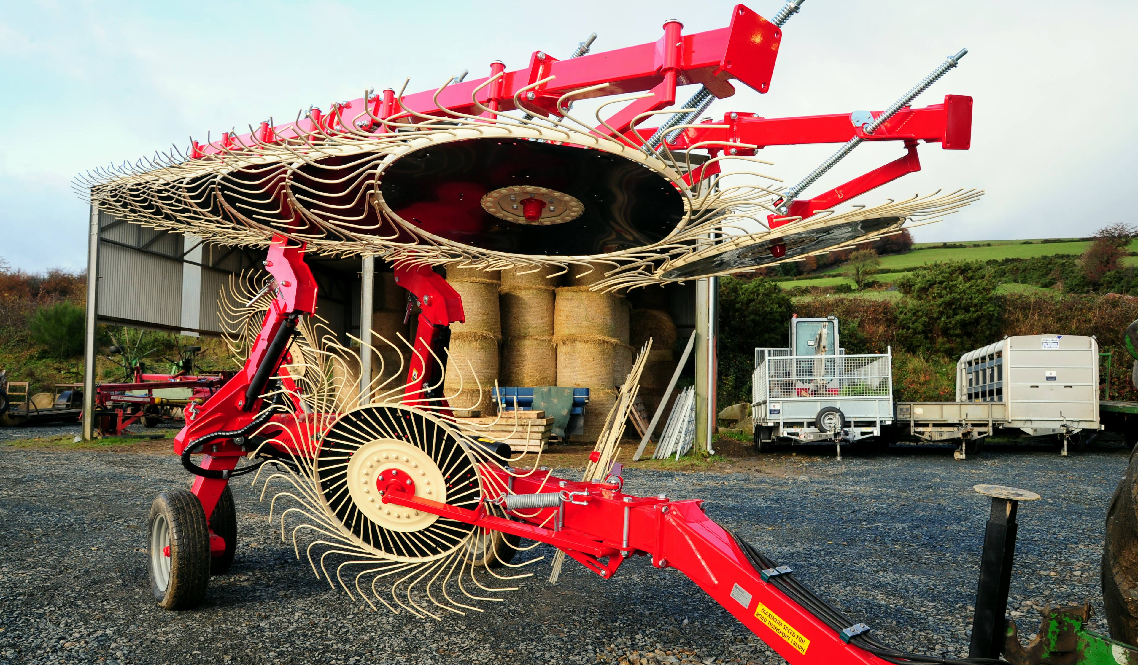 Trade focus: Back to the future with the Batrake - Agriland ie