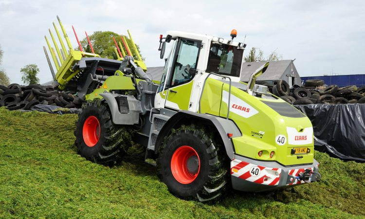 Tillage galore and Claas aplenty at Kellys of Borris open day