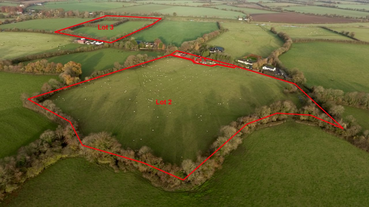 Beautiful residential farm outside Trim available in lots