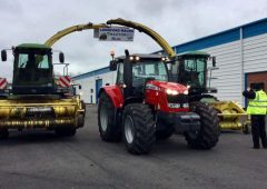 Longford Macra plays host to a tractor run 'with a twist'