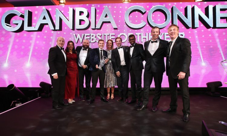 GlanbiaConnect wins Website of the Year accolade