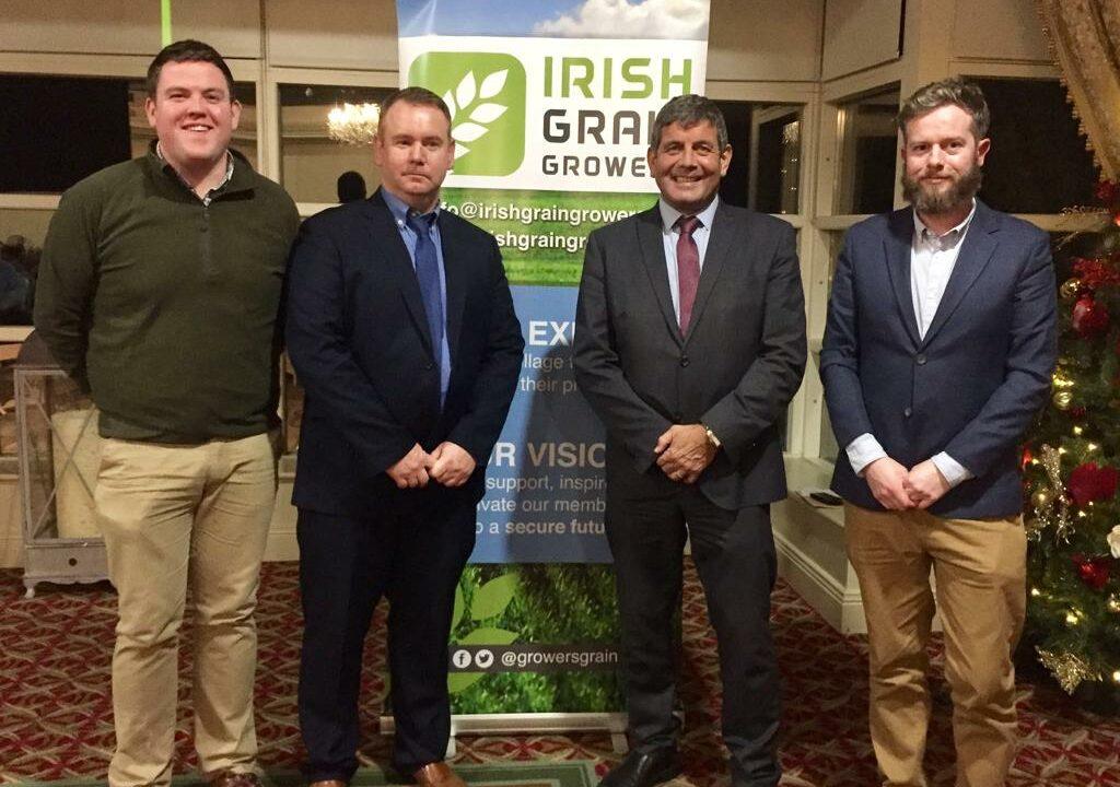 CAP reform is top of Grain Growers' agenda