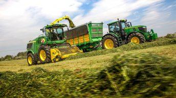 NIRS is revolutionising grassland and forage management
