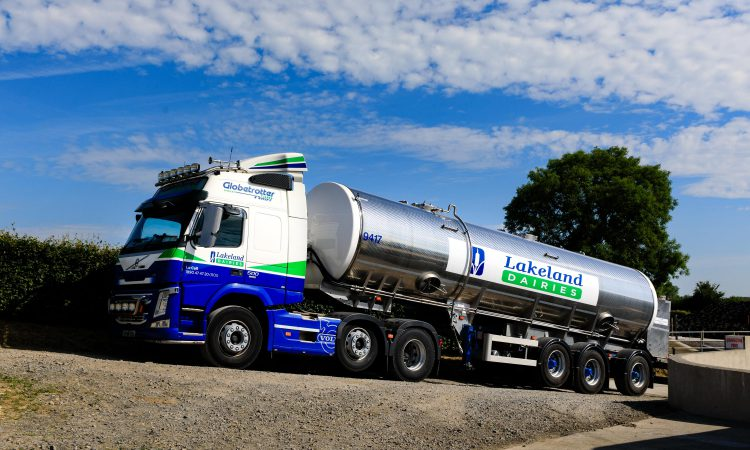 Lakeland Dairies announces October milk price