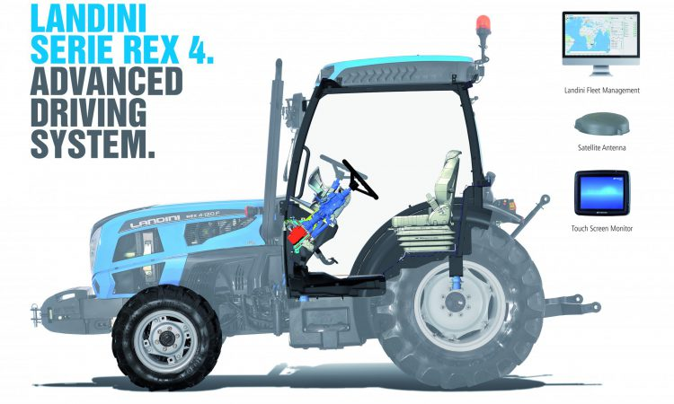 Landini treads slow road to tractor autonomy