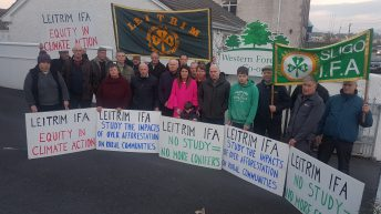 Stand-off continues in Leitrim afforestation controversy